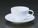 アルコ(白磁)コーヒー碗皿