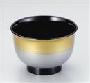 [TA]3.3寸美里汁椀 金銀光彩