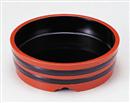 [A]7寸麺桶 朱帯黒