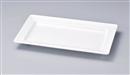 [M]長角鉢 白小 45cm
