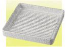 [TA]ABS角肉皿 御影14.5cm角(0.5~1人用)