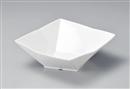 [M]折紙盛鉢 白小 25cm