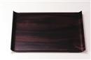 [A]祥雲盆 チーク木目尺2寸