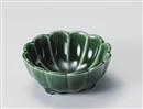 練り抹茶菊型小鉢
