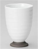 白磁高台フリーカップ