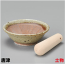 唐津3.2寸すり鉢
