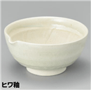 ヒワ釉6寸片口すり鉢