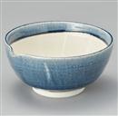 紺釉6寸片口すり鉢