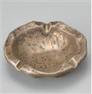 金結晶12㎝灰皿