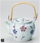 桜6号土瓶(M)