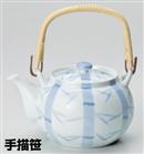 手描笹6号土瓶(M)