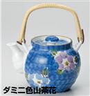 ダミ二色山茶花8号土瓶(M)