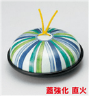 十草模様陶板鍋(小)