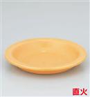 茶柳川皿(小)