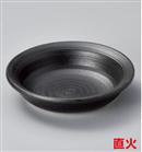 黒釉柳川鍋