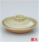 京風白刷毛目柳川鍋