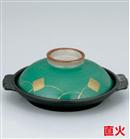 グリーン金紋5.5号陶板