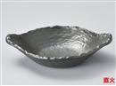 黒変形浅鍋