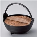15㎝みちのく鍋(アルミ)