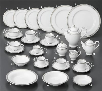 シルバーリッチ(YUW) 6 1/2吋パン皿