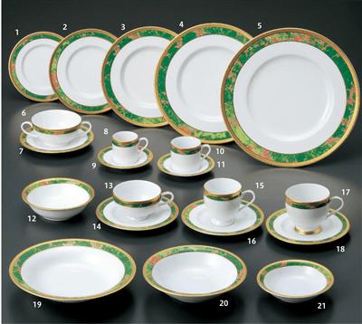 ウルトラホワイト ローザンヌ 6 1/2吋皿