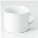 ホワイトマグカップ(小)