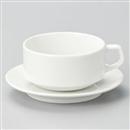 BASICホワイトスタックスープ碗