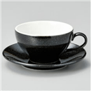 オリエント(黒)スープカップ