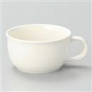 白片手スープカップ