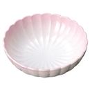 [A]ABS菊鉢(大)ピンクぼかし