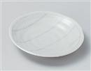 白吹ストライプ5.0皿
